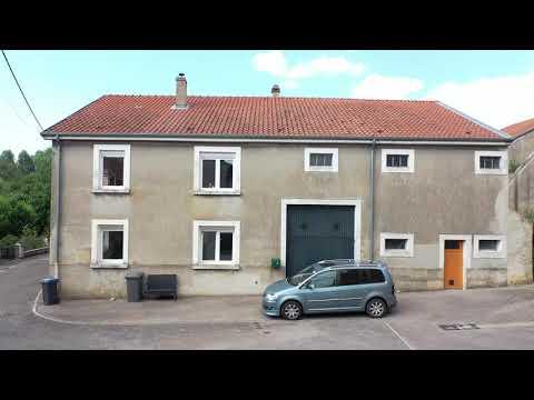 Maison de village F6 à MONNEREN avec 3 chambres