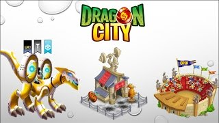 getlinkyoutube.com-Dragon City - Rocket Dragon [Training & Combat]