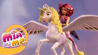 getlinkyoutube.com-Мия и Я - 1 сезон 20 серия - Пещера Правды | Мультики для детей про эльфов, единорогов