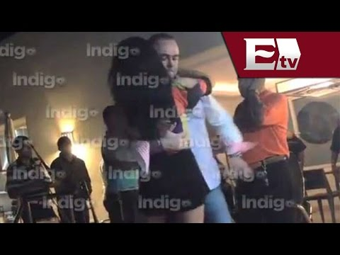 Diputados panistas disfrutan de fiesta con bailarinas en Puerto Vallarta/ Pascal