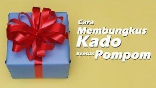 getlinkyoutube.com-Cara Membungkus Kado Pompom