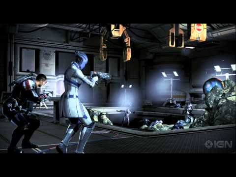 Mass Effect 3 Leviathan - EA SUMMER SHOWCASE