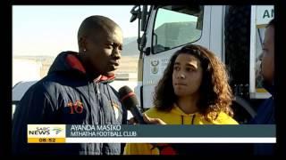 Suhayl Allie, Ayanda Masiko on agriculture