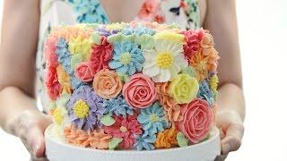 Amazing Flower Cake