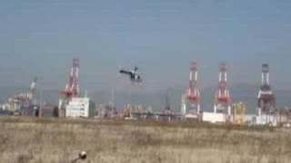 getlinkyoutube.com-須磨模型 ラジコンヘリ トレーナー教習