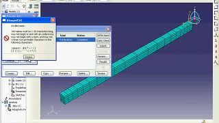 getlinkyoutube.com-Abaqus Concrete beam analysis