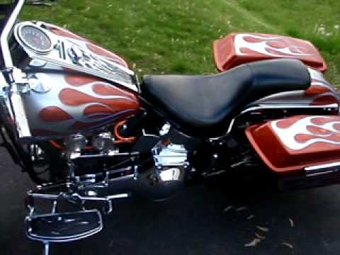 BAD ASS CUSTOM BAGGER