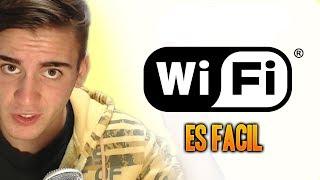 getlinkyoutube.com-Como descifrar Claves WiFi MEJOR MÉTODO - WEP, WPA y WPA2 y WPA2-PSK - Wifislax