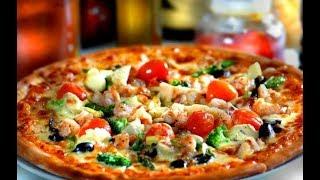 getlinkyoutube.com-Easy Pizza Recipe in HINDI