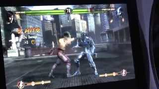 getlinkyoutube.com-Mortal Kombat 9 Arcade Machine