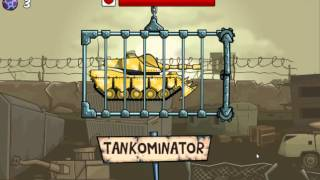 getlinkyoutube.com-Флеш игра Хищные машины 2 Делюкс 5 серия Игра Car Eats Car 2 Deluxe 5 series