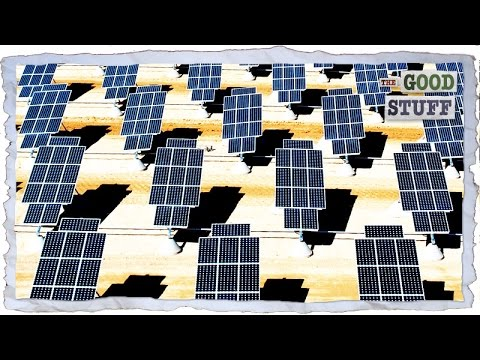 How Solar Power Will Empower the World