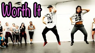 getlinkyoutube.com-WORTH IT - Fifth Harmony ft Kid Ink Dance | @MattSteffanina Choreography (Beg/Int Class)
