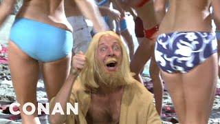 getlinkyoutube.com-Fan Correction: Jesus Christ Was Not Blonde! - CONAN on TBS