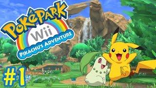 getlinkyoutube.com-Let's play! Poképark Wii   Buscando a Chikorita   Gameplay español #1 Zona Verde
