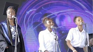 NYUNDO MUSIC STUDENTS PERFORM ON GRADUATION