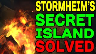 World of Warcraft LEGION: Stormheim's Secret Island Solved !!