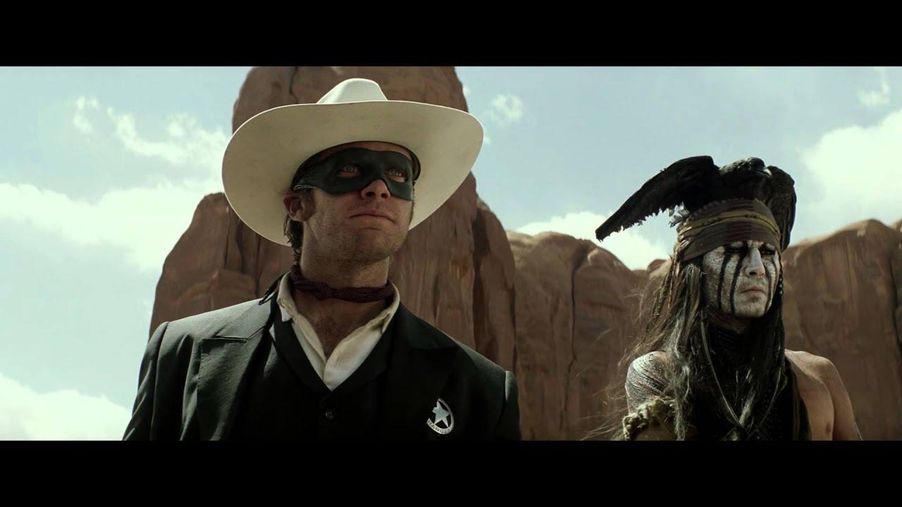 "The Lone Ranger - ""American Legend"" TV Spot"