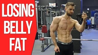 getlinkyoutube.com-How To Lose Stubborn Belly Fat Around Lower Abs (The Truth)