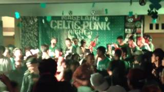 The Cloves And The Tobacco live at Magelang Celtic Punk Night 17.12.2016