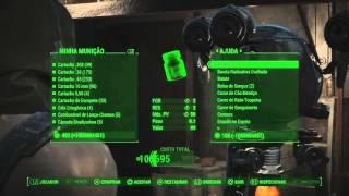 """getlinkyoutube.com-Fallout 4 - Bug Dinheiro """"Infinito"""" / Armas, munição, armaduras.... grátis"""