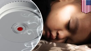 Fire safety for kids: Smoke alarms fail to wake up children in fire, study shows - TomoNews