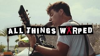 "getlinkyoutube.com-Ernie Ball Presents ""All Things Warped"" Featuring: Chunk! No, Captain Chunk!"