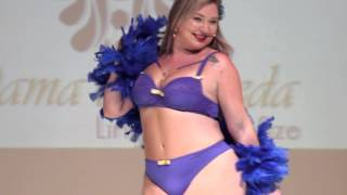 getlinkyoutube.com-DAMA DE SEDA - Desfile Fashion Weekend Plus Size - Inverno 2016