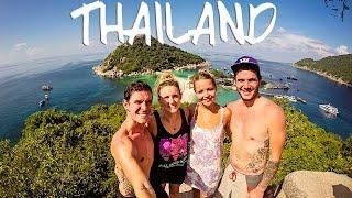 getlinkyoutube.com-Koh Phi Phi | Koh Samui | Koh Phangan | Koa Tao | Bangkok: Kinging-It Thailand Vlog Ep. 7