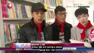 getlinkyoutube.com-[ENSGUB] 160316 GF YLXTD Cut - Yixing/HongLei/HuangLei/HuangBo/ShowLuo/WangXun