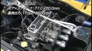 getlinkyoutube.com-DATSUN SUNNY 1200 B110 TOMEI RACING
