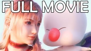 Final Fantasy XIII-2 - The Movie - Marathon Edition - All Cutscenes/Cinematics