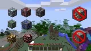 สอนวิธีปั้มเพชรในเกม minecraft