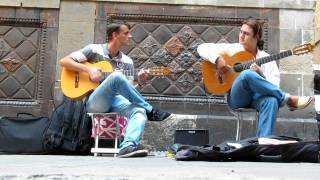 getlinkyoutube.com-Flamenco Guitar. Barcelona street music (HD)