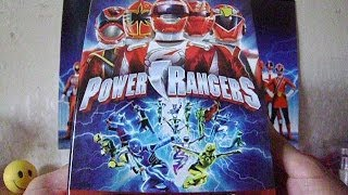 getlinkyoutube.com-Unboxing Power Rangers Seasons 13-17 Deluxe Box Set!