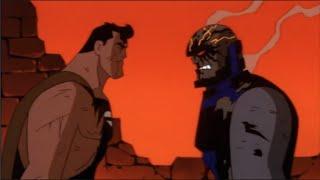 getlinkyoutube.com-Superman vs Darkseid