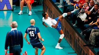 getlinkyoutube.com-TOP 50 Best Volleyball Libero Actions | The Best Libero In The World | Best Unbeliveble Saves (Digs)