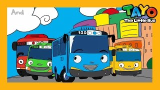 getlinkyoutube.com-A Bus Meets a Green Witch EP4 l The Little Bus Tayo l Story for Kids l Bedtime l Heckerty x Tayo