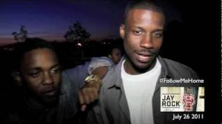 Jay Rock - Hood Gone Love (making of)