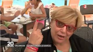 getlinkyoutube.com-ville d'Agadir -أكادير - première station balnéaire du Maroc - France 2