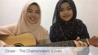 getlinkyoutube.com-Closer - The Chainsmokers (acoustic cover by Sheryl & Eizaty)