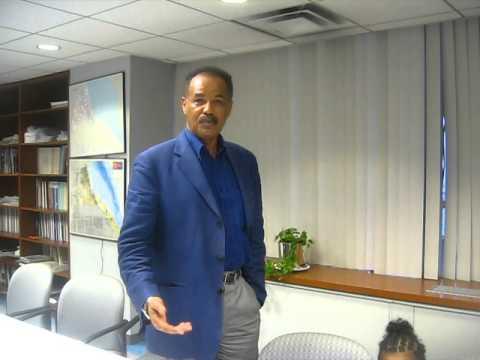 President of Eritrea : Isaias Afewerki