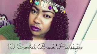 getlinkyoutube.com-10 Crochet Braid Hairstyles