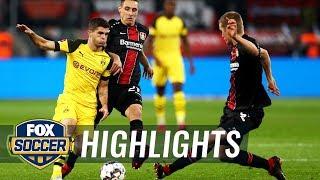 Bayer Leverkusen vs. Borussia Dortmund | 2018-19 Bundesliga Highlights width=