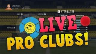 getlinkyoutube.com-PRO CLUB LIVE fifa 17 ita