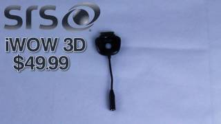 [Fixed] SRS iWOW 3D Sound Enhancer for iPod, iPhone, and iPad view on youtube.com tube online.