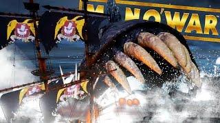 getlinkyoutube.com-SEA MONSTER RUINS HUNT FOR THE NEW WYVERNS - Man O War Corsair Gameplay