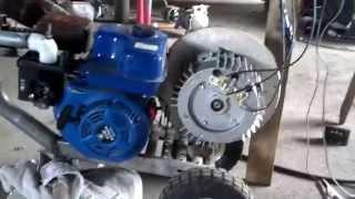 getlinkyoutube.com-Compressing wood gas into propane tanks