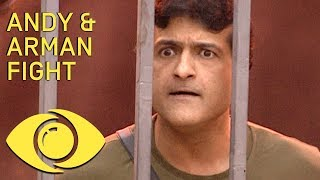 Andy and Arman Fight! - Bigg Boss 7 | Big Brother Universe