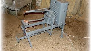 getlinkyoutube.com-Супер аппарат контактно-точечной сварки своими руками. Machine resistance spot-welding .
